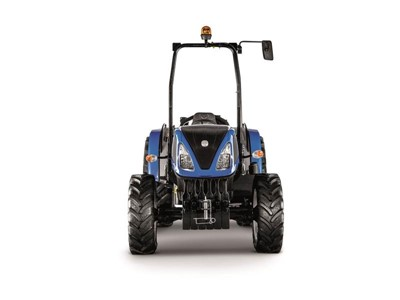 New Holland TD4F Series delivers more performance with emissions compliance