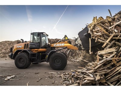 CASE shows its new ranges at Plantworx 2017