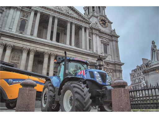 New Holland Addington Fund in London