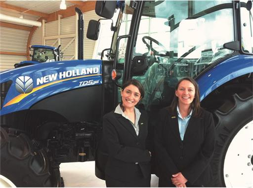 New Holland UK Marketing Team Promotions