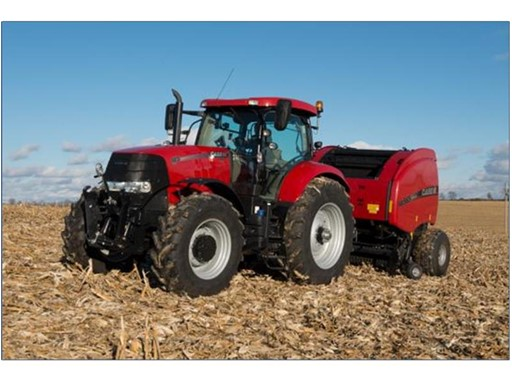 For 2014, Case IH introduces six new Puma models