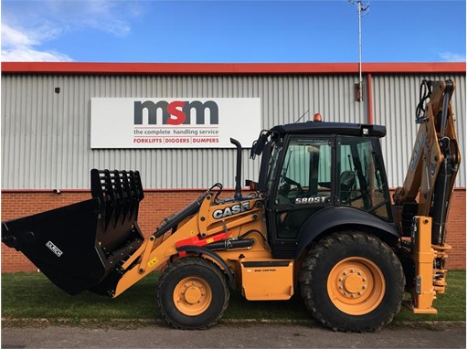 CASE Construction Equipment, together with their dealer Warwick Ward, has entered into a new partnership with MSM DRH