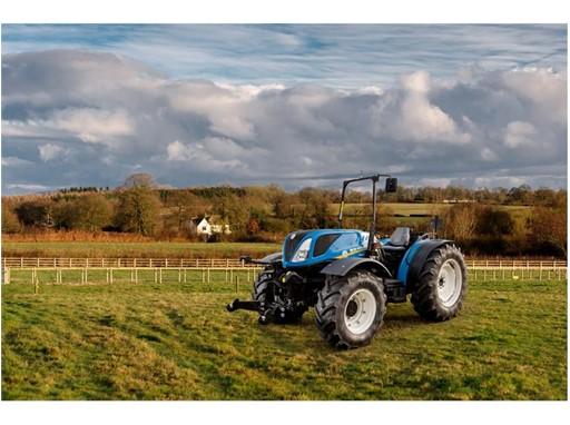 T4 LP Tractor