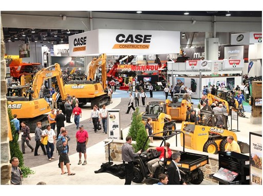 CASE to Donate more than $175,000 in Materials to Habitat for Humanity from CONEXPO Exhibit