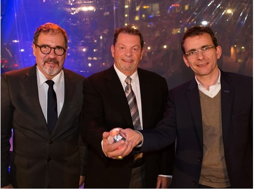 IVECO wins NGV Global Industry Champion Award