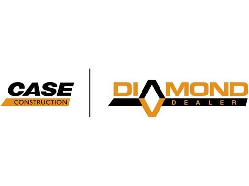 CASE Diamond Dealer Logo