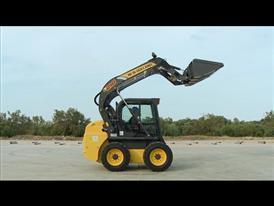 New Holland Construction skid steer loader 200