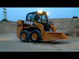 Case Construction skid steer loader