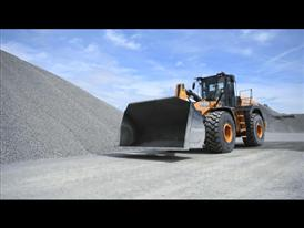 Case Construction wheel loader 1121F