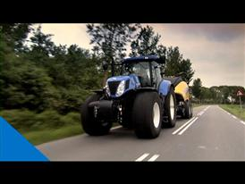 New Holland BigBaler 2012