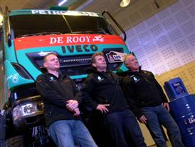 Iveco Press Conference
