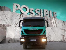 New Iveco Trakker