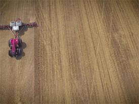 Brazilian Portuguese - CNH Industrial Autonomous Concept Tractor Short Video
