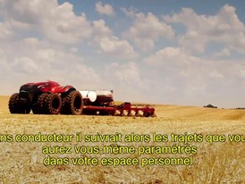 French – Case IH Autonomous Concept Vehicle Video