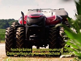 German – Case IH Autonomous Concept Vehicle Video