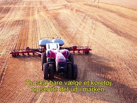 Danish - Case IH Autonomous Concept Vehicle Video