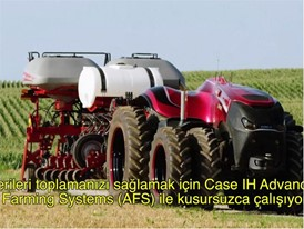 Turkish – Case IH Autonomous Concept Vehicle Video