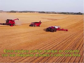Argentine Spanish - Case IH Autonomous Concept Vehicle Video