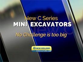 C Series Mini Excavators