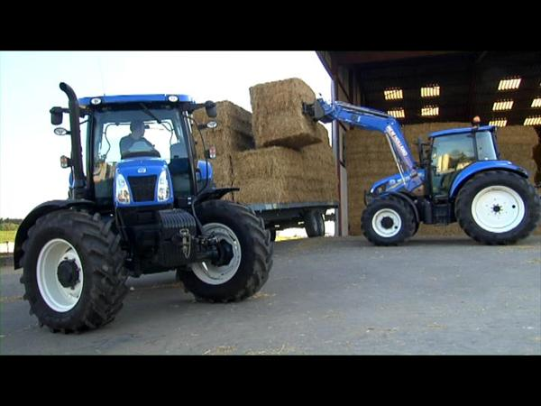New Holland Agriculture - Product Footage