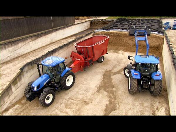 New Holland Agriculture T6 range