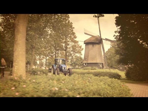 New Holland Agriculture TD5 range