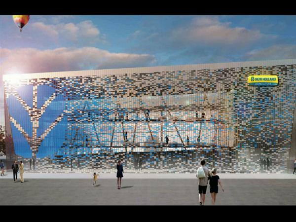 New Holland Agriculture gathers pace towards Expo Milano 2015