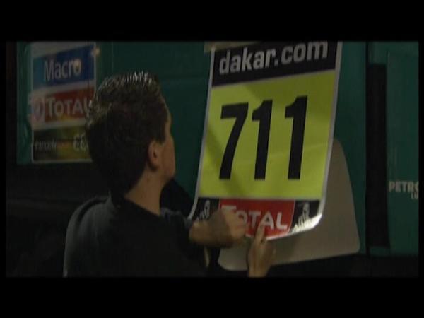 Dakar 2013: The Movie