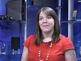Laura Hubbard, Consumer Electronics Association