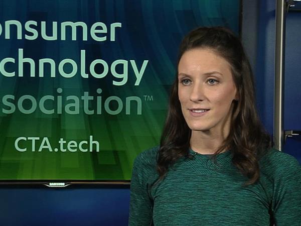 Danielle Cassagnol, spokesperson for the Consumer Technology Association