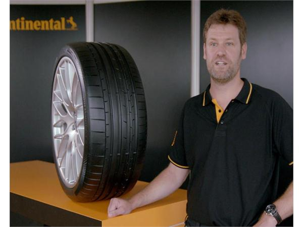 New Super Sport Tire Continental SportContact 6: Long Version EN