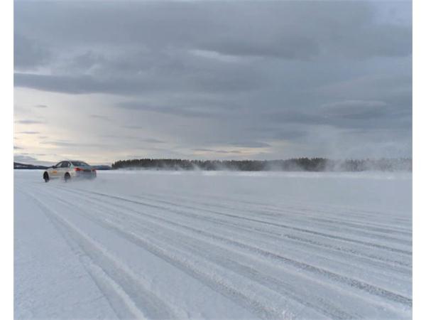 Winter Tires: Test Disciplines