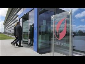 Gilead Corporate Footage