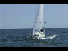 Matt Rutherford sails toward finish of circumnavigation