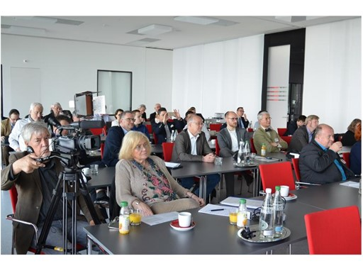 The second part of ECC'15 at Würth House Rorschach-