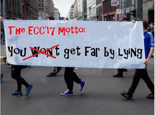 ECC'17 Motto
