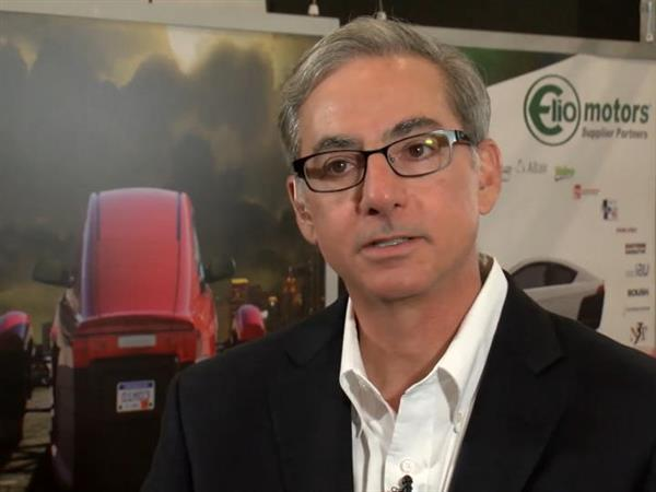 Paul Elio, founder and CEO of Elio Motors