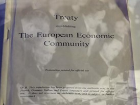 Treaty of Rome