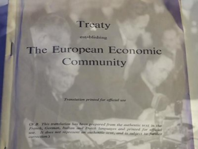 Pre-alert: 60th Anniversary of the Treaty of Rome – short documentary available on 24th March