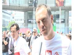 MEPs and Football Stars in Tournament at European Parliament