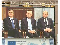 European Parliament Plenary Session Round-up: EU's Nobel Peace Prize - Sakharov Prize - Digital Single Market - European Patent