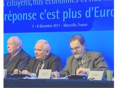 Joseph Daul Elected as the New EPP President - New Video Available