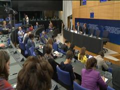 European Parliament Plenary Session: New European Parliament elects President and Vice-presidents; Debate on the future Stability and Growth Pact
