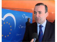 EPP Group pushes for humanitarian approach to refugee crisis