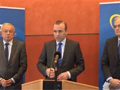 EPP Group leadership asks European Unity to fight terrorism and criticises socialists and liberals on PNR