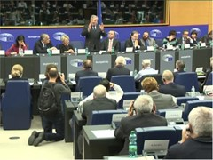 Tajani for EP President, Visa Emergency Brake, Energy, Railways