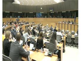 European Parliament Committee presidencies: EPP Group takes almost half of top posts