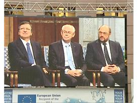EU's Nobel Peace Prize - Sakharov Prize - Digital Single Market - European Patent