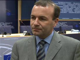 EPP TV On The Spot: Manfred Weber