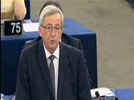 Jean-Claude JUNCKER was elected President of the European Commission 1